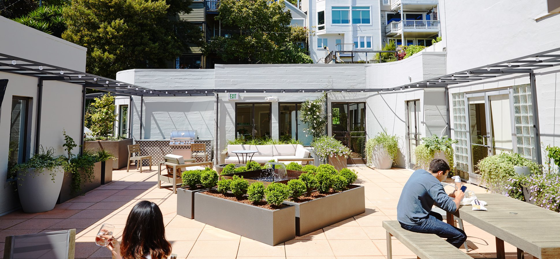 Bike Shops, Climbing Walls, and Lemon Groves: Inside the Offices of America's Hottest Startups