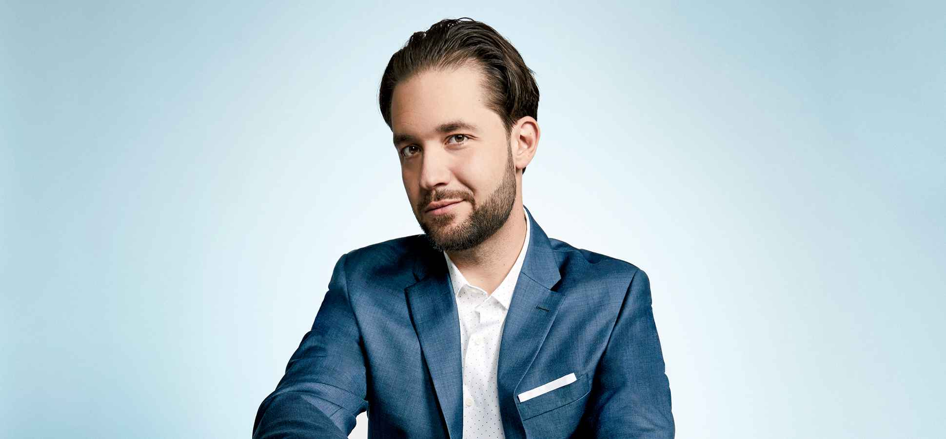 How Reddit's Alexis Ohanian Stays Productive--Even on Travel