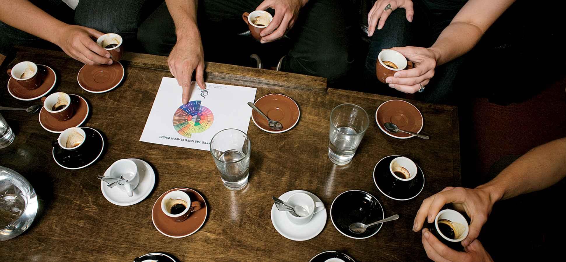 Can Coffee Shop Noises Make You More Creative?