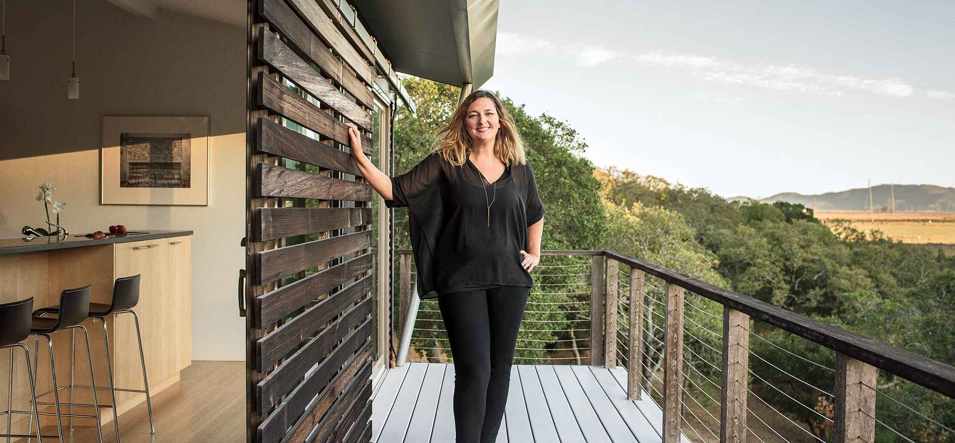 How Architect Michelle Kaufmann Hatched Flux, The First