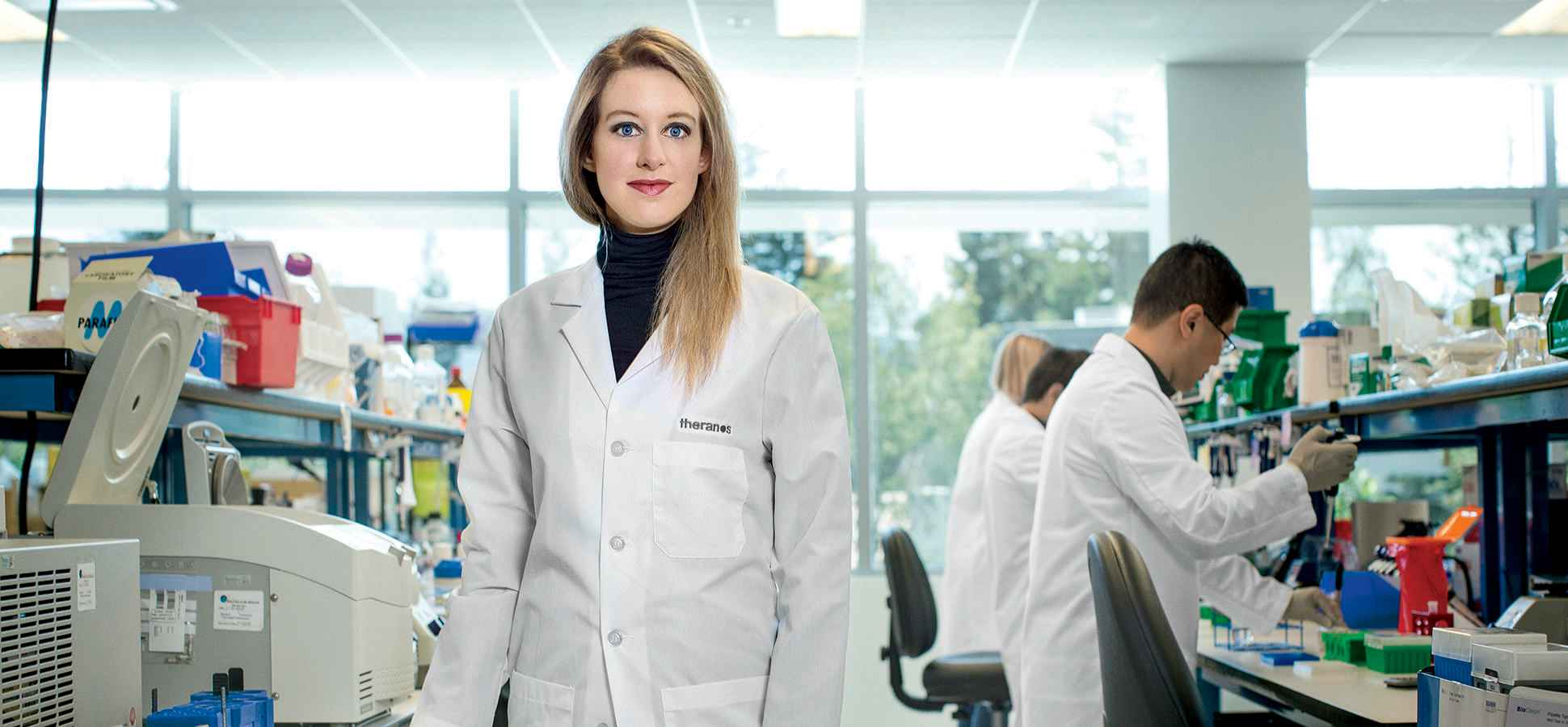 How Playing the Long Game Made Elizabeth Holmes a Billionaire