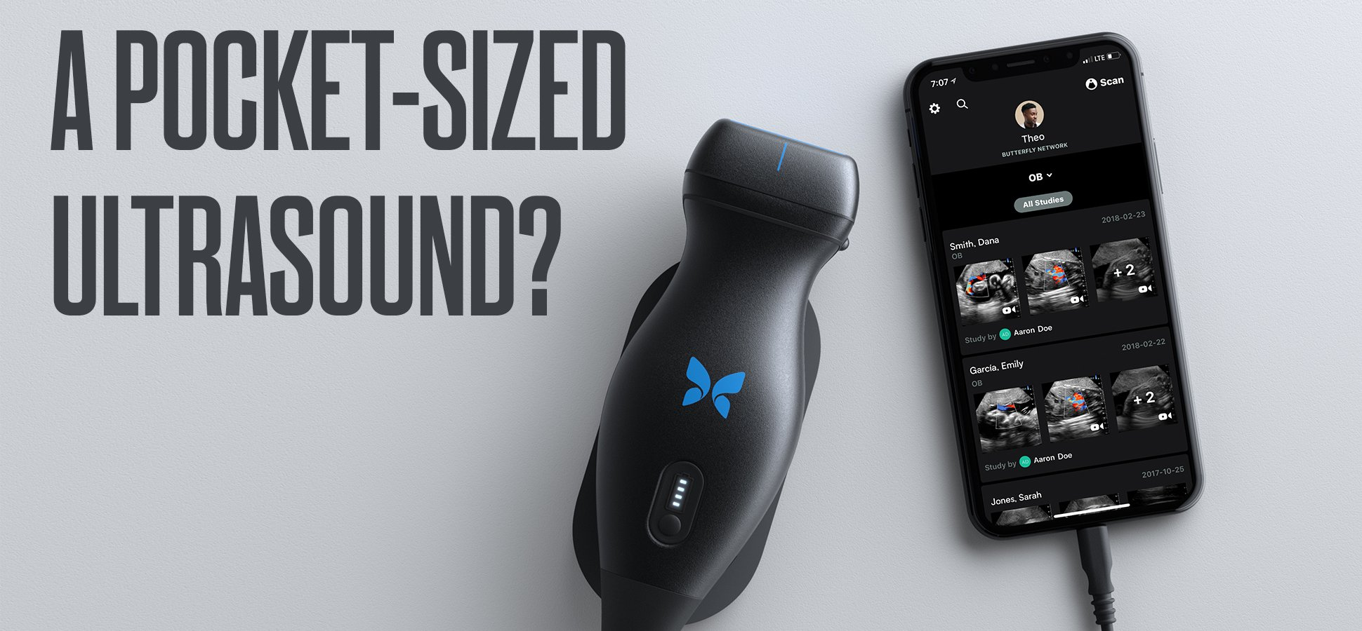 This Tiny $2,000 Ultrasound Will Make It a Lot Easier to Detect Cancer, Prevent Heart Attacks, and More