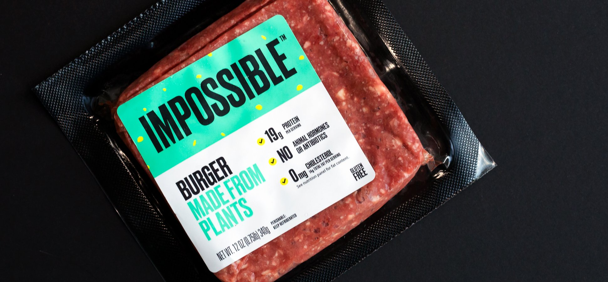 Impossible Foods Finally Brings Its Faux Meat Burgers to Grocery Stores