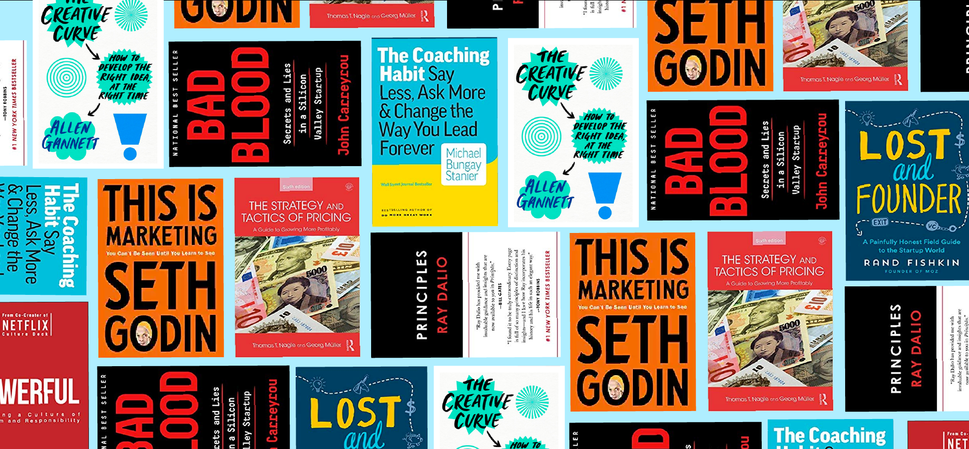 8 Books Every Entrepreneur Should Read in 2019