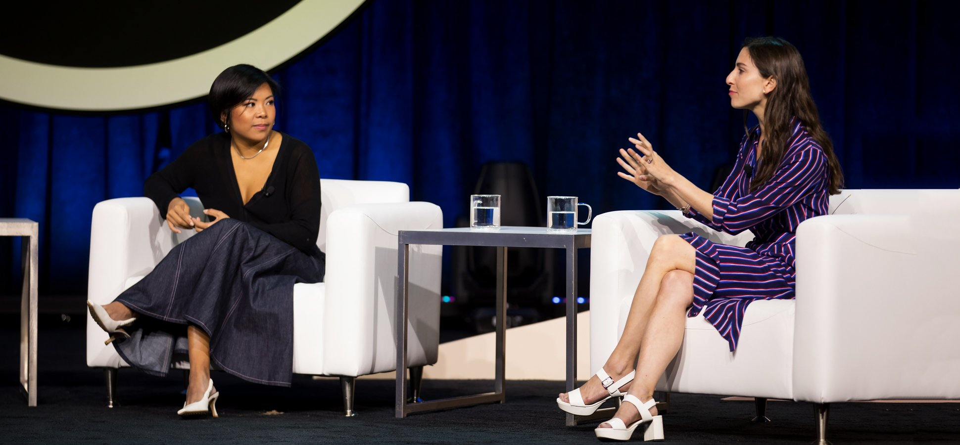 Jen Rubio of Away and Sierra Tishgart of Great Jones on Finding Mentors, the First 50 Hires, and Never Giving Up