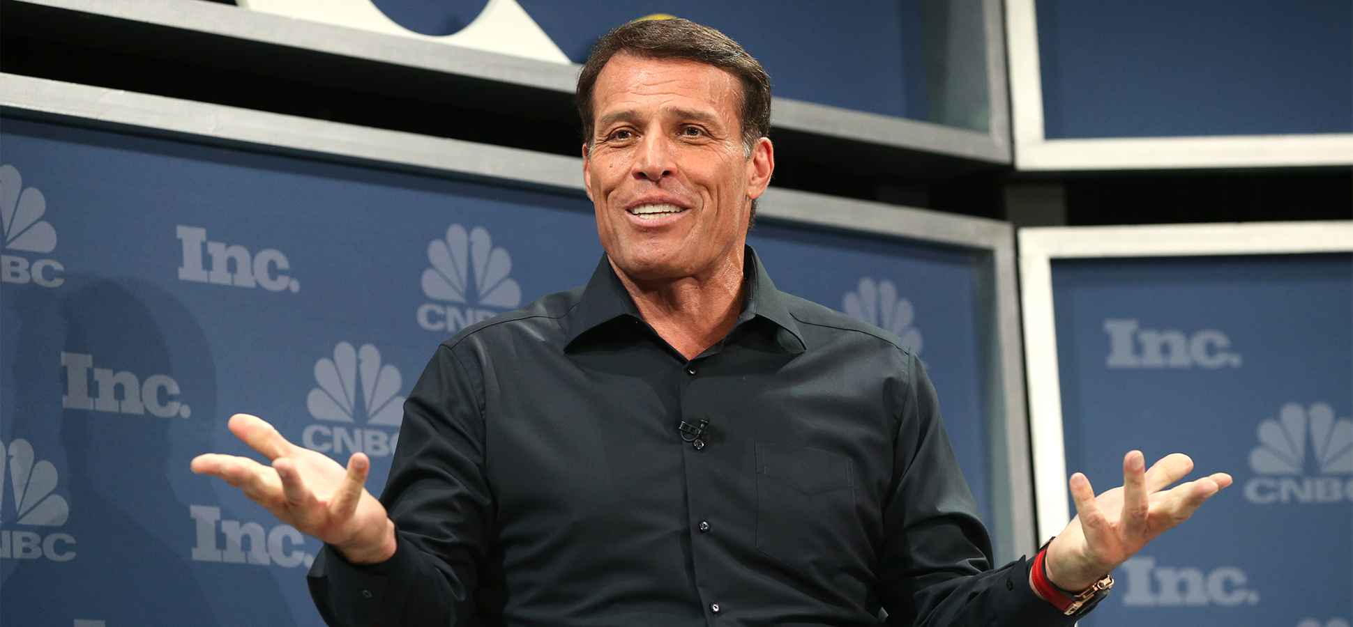 Tony Robbins Says Success Is Only 20 Percent Skill And The Rest All In Your Head Inc