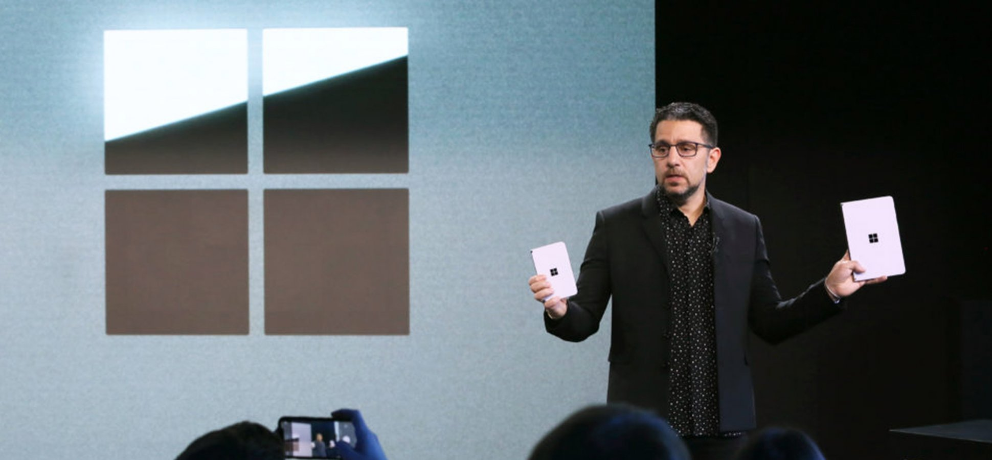 Microsoft Just Announced the Surface Neo and Surface Duo, and It Could Be Bad News for Apple
