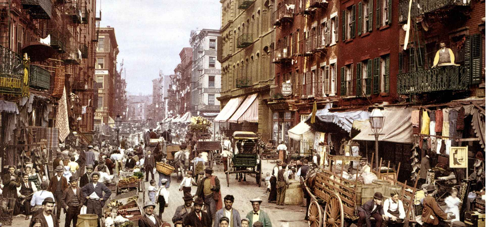 Retail's Darwinian Past, Present, and Future