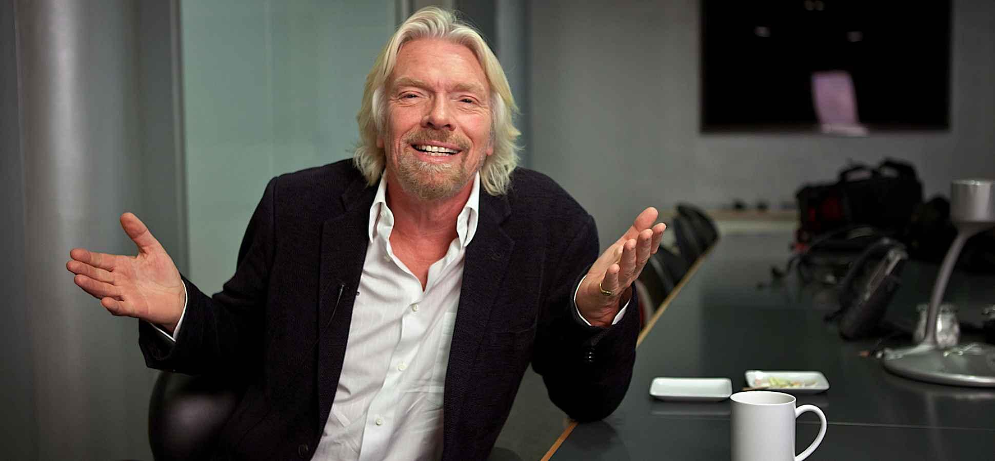 Image result for Richard Branson