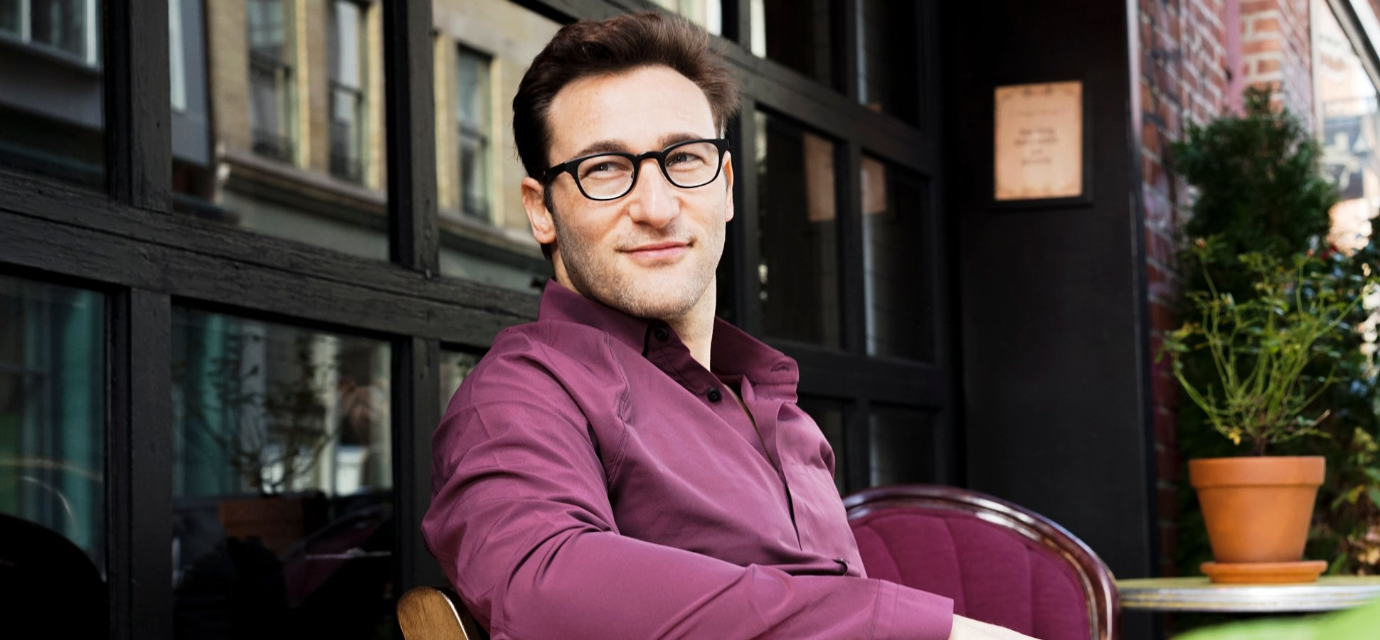 Simon Sinek on Why Focusing on Winning Is the Quickest Way to Lose