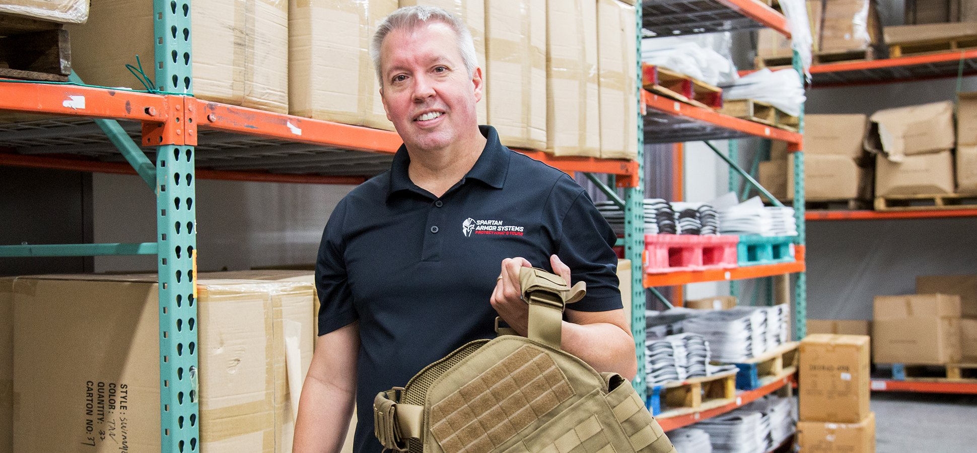 How This Body Armor Business Grew From One Man in a Garage to $5.4 Million