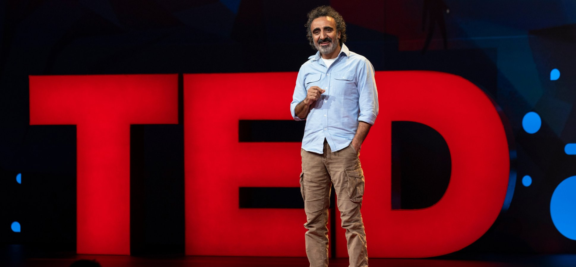 In a TED Talk, Chobani Founder Hamdi Ulukaya Gives 4 Secrets to Success