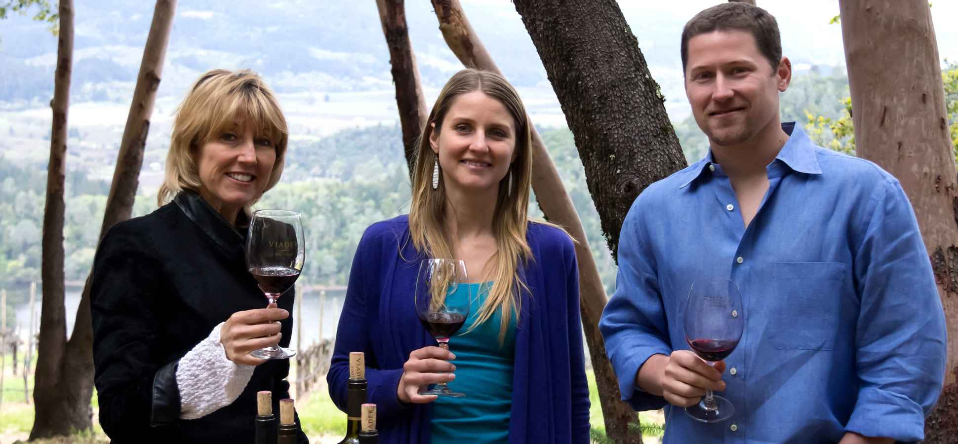 This Napa Winemaker Rebuilt a $4.5 Million Business After Losing It All