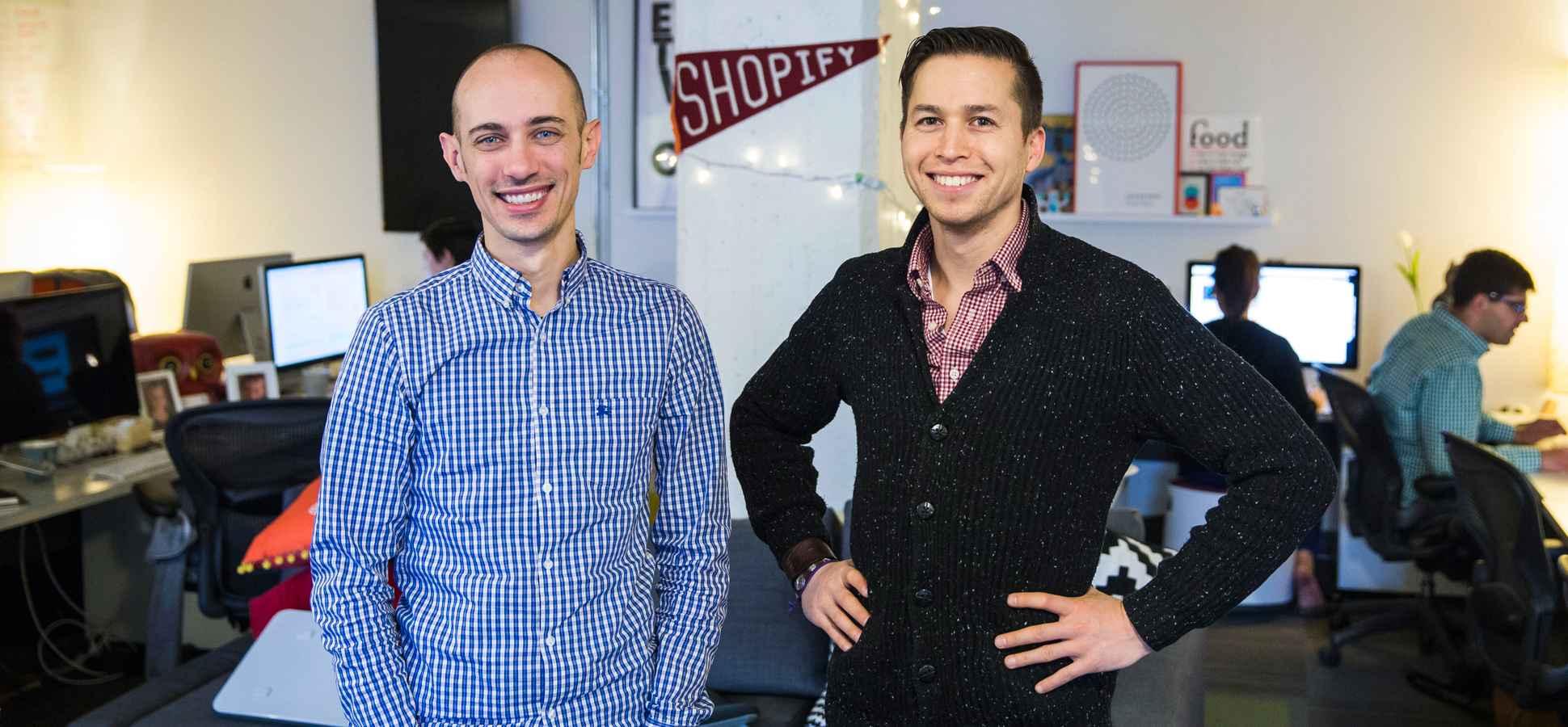 E-commerce Platform Shopify Files to Go Public