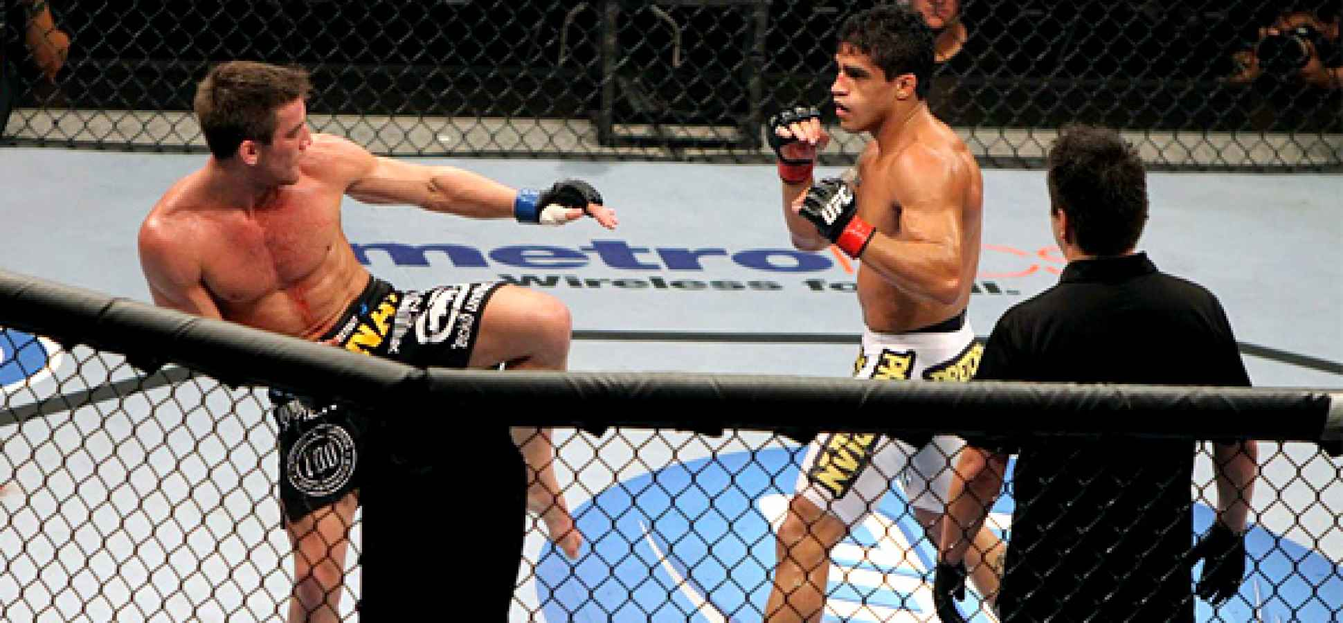 Sports Marketing Forget The Nfl Try Ultimate Fighting Inc