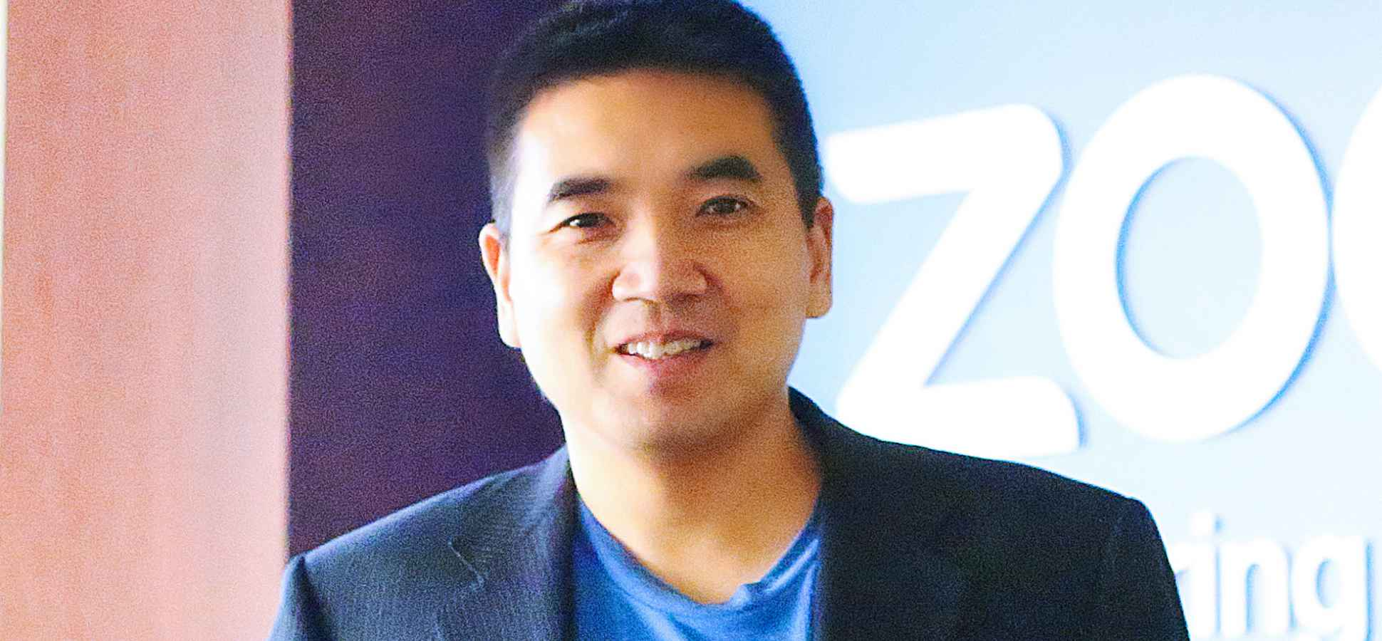 Resultado de imagen para Eric Yuan