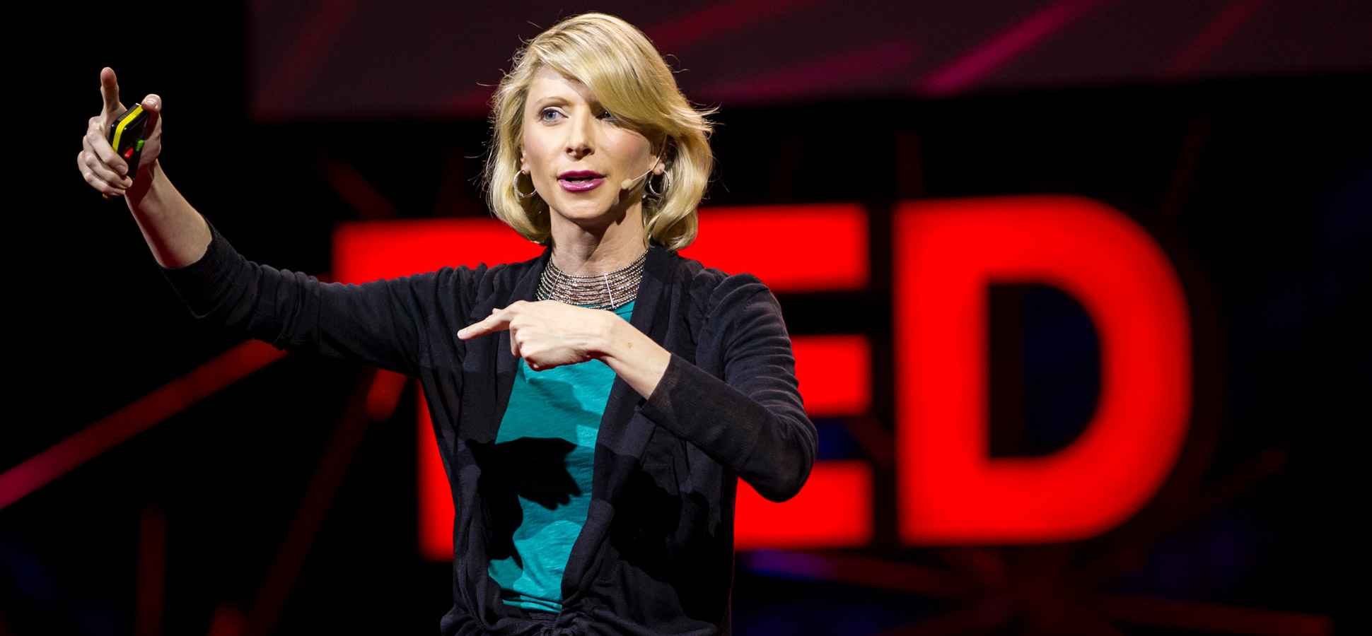 10 Motivational TED Talks to Start Your Morning