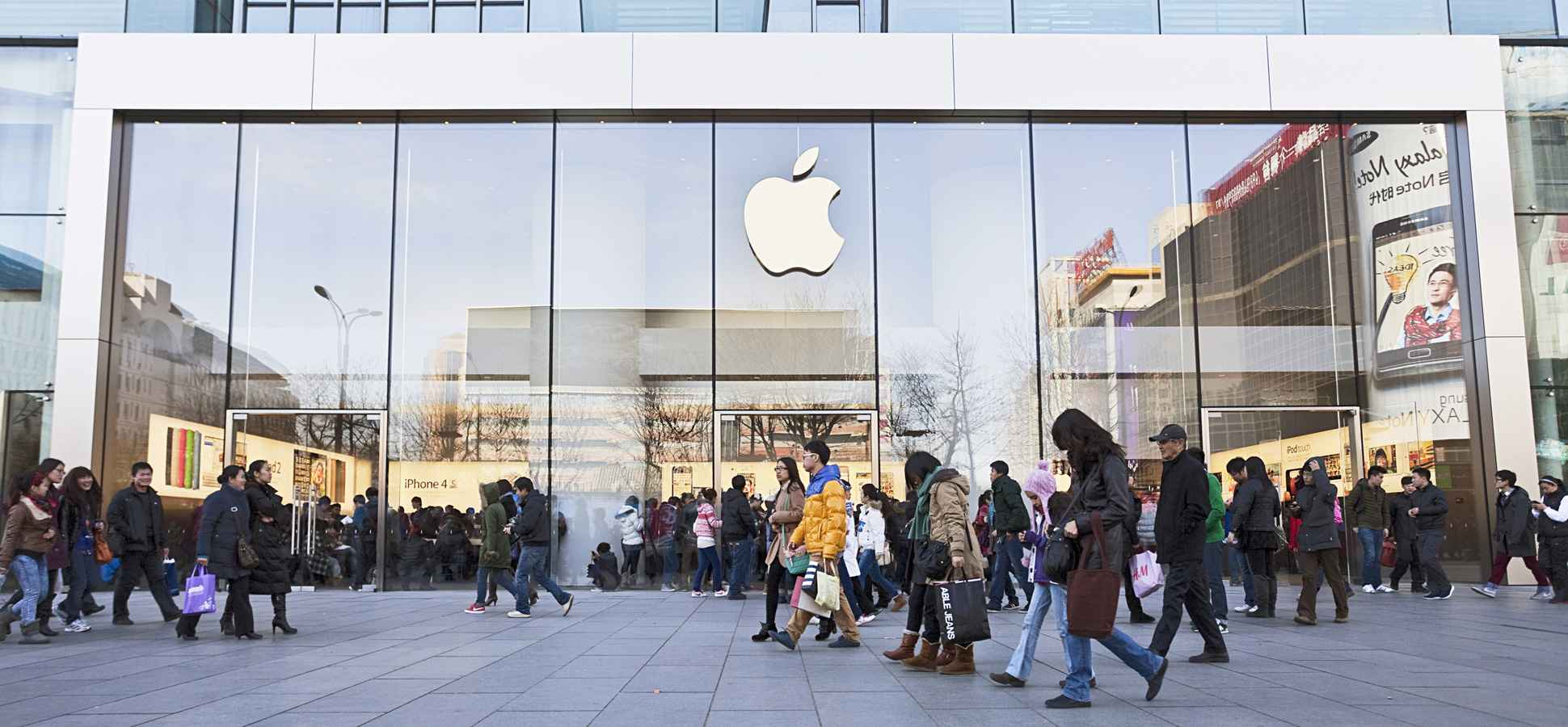 Apple Releases Disappointing Diversity Stats