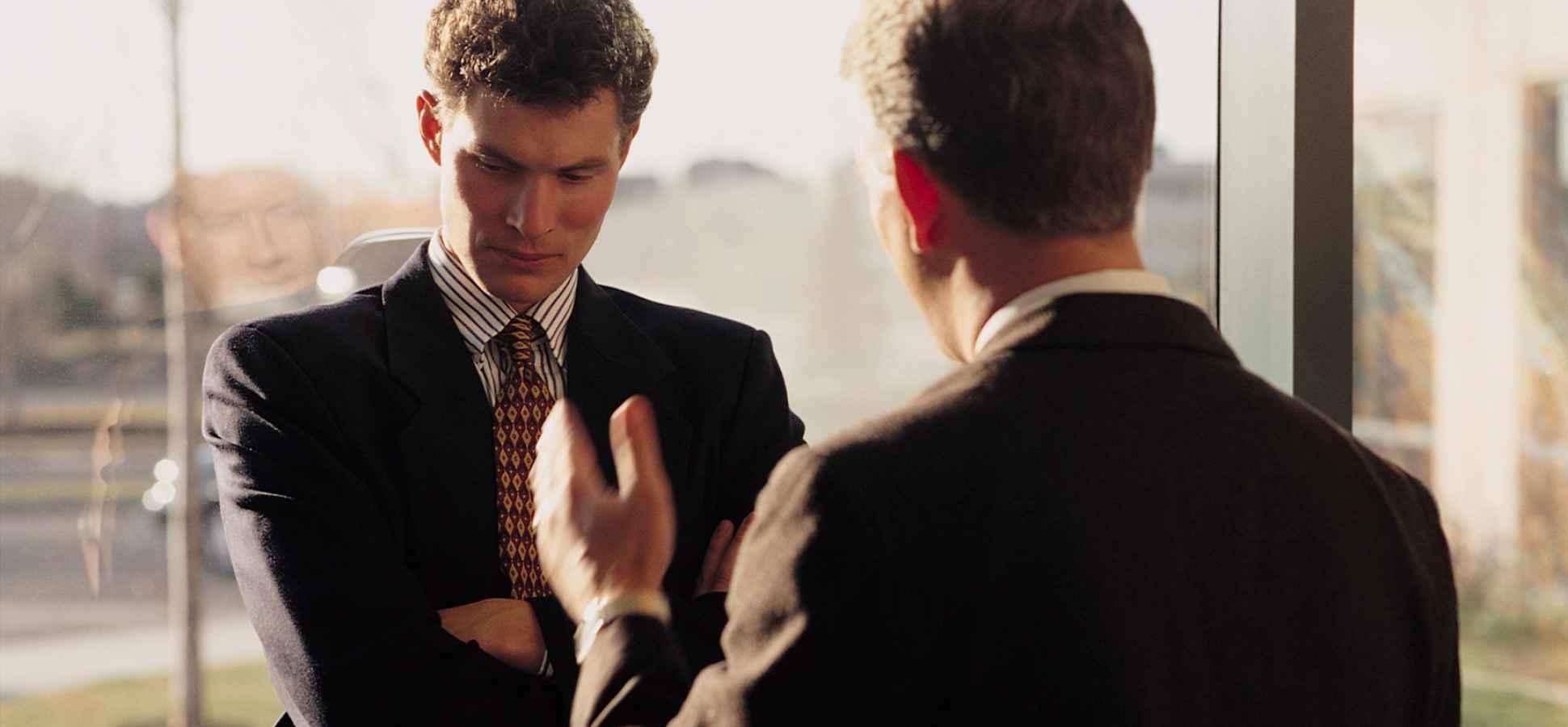 5 Steps to Managing Someone You Dislike