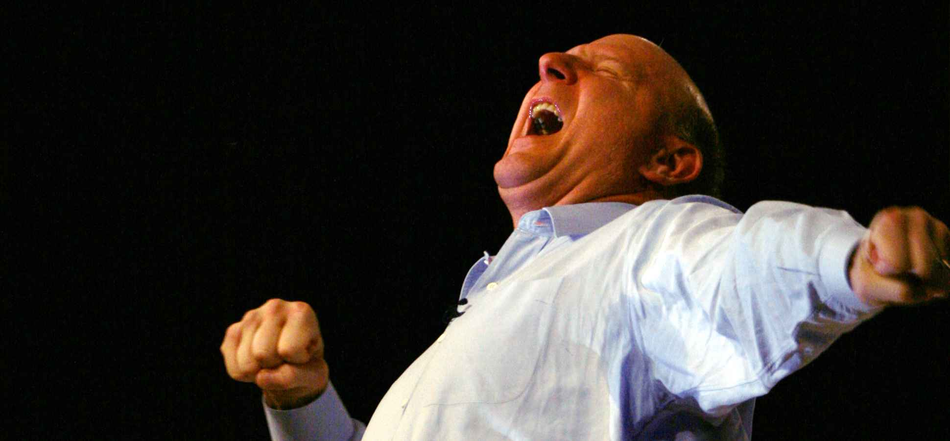 Steve Ballmer and the Problem With Rock Star CEOs