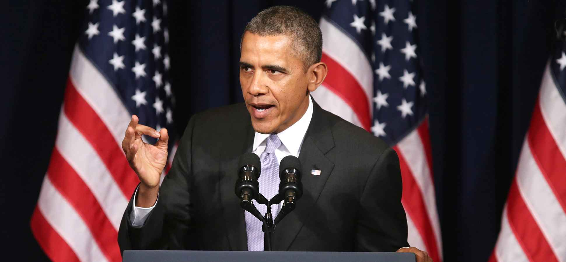 Research paper on barack obama