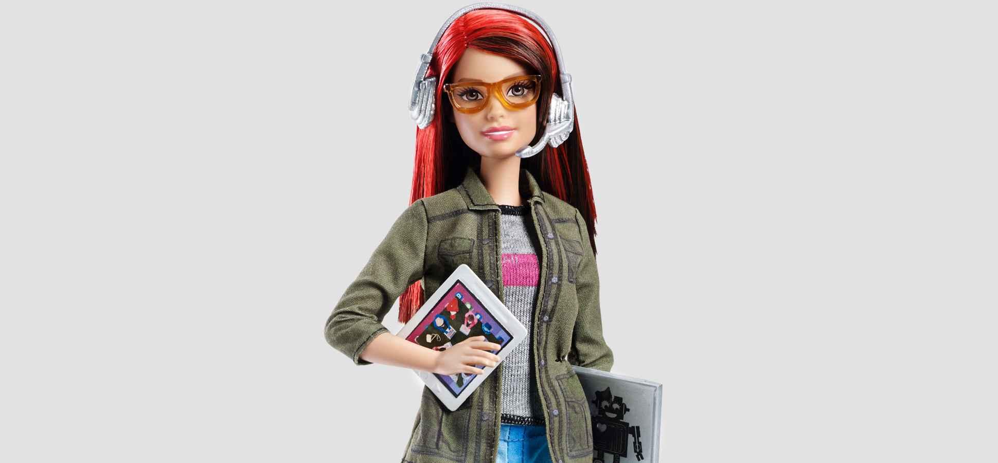 Why Mattel's New Developer Barbie Is a Big Hit Among Women in Tech