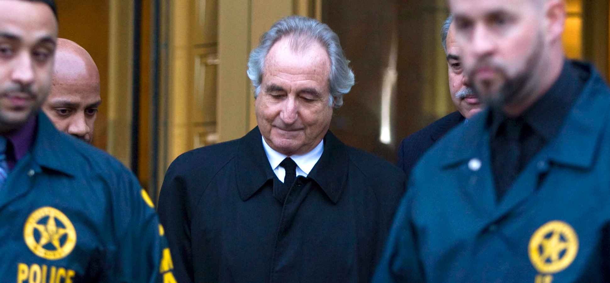 Image result for bernie madoff