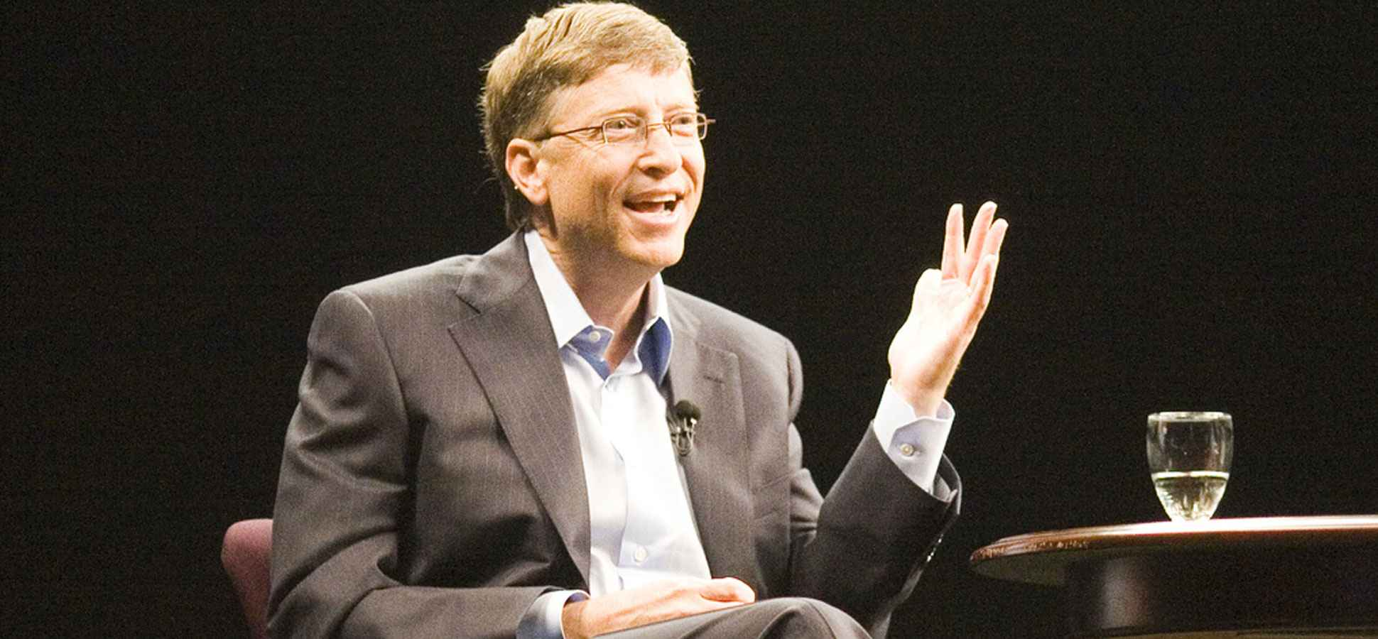 Bill Gates on Failure, Philanthropy, and His New Role at Microsoft