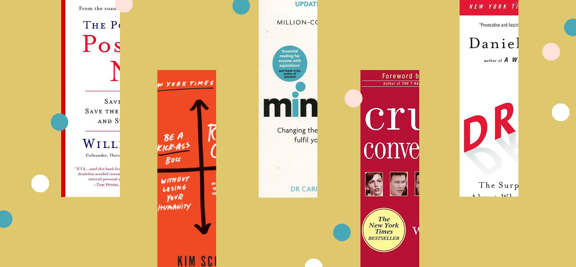 6 Books About Managing People That Every CEO Should Read