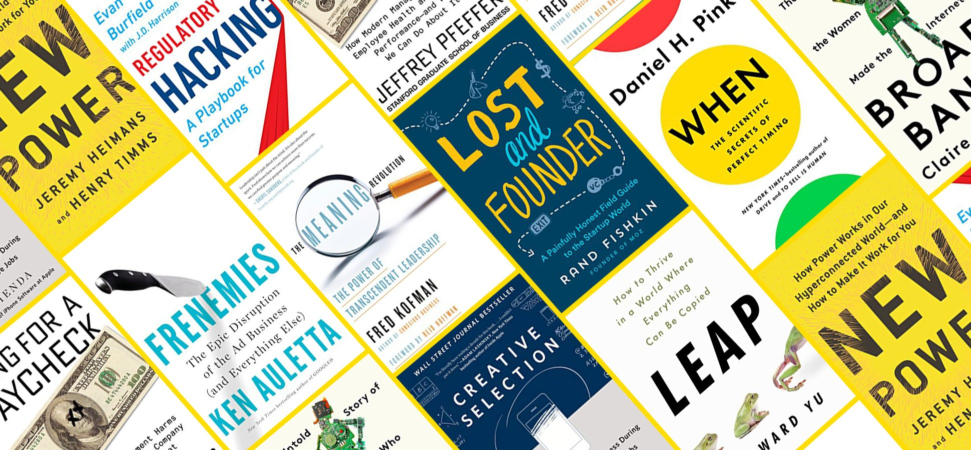 The 10 Best Business Books Of 2018 Inc Com