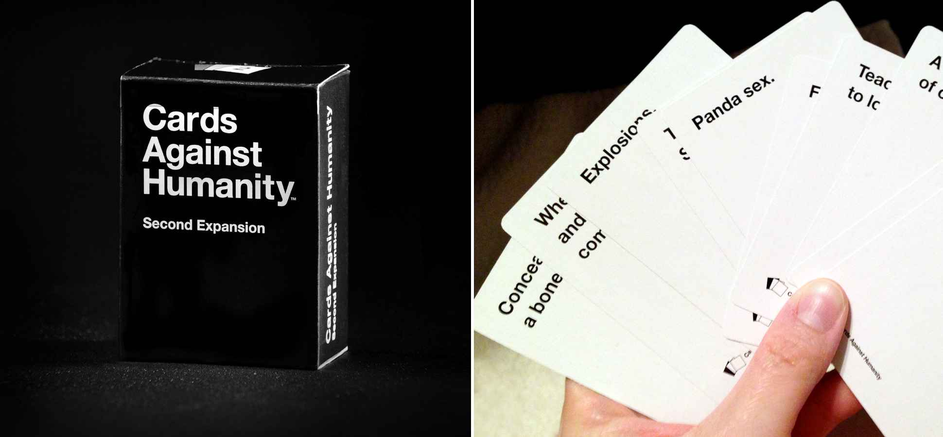 Why Cards Against Humanity's BS Makes Sense