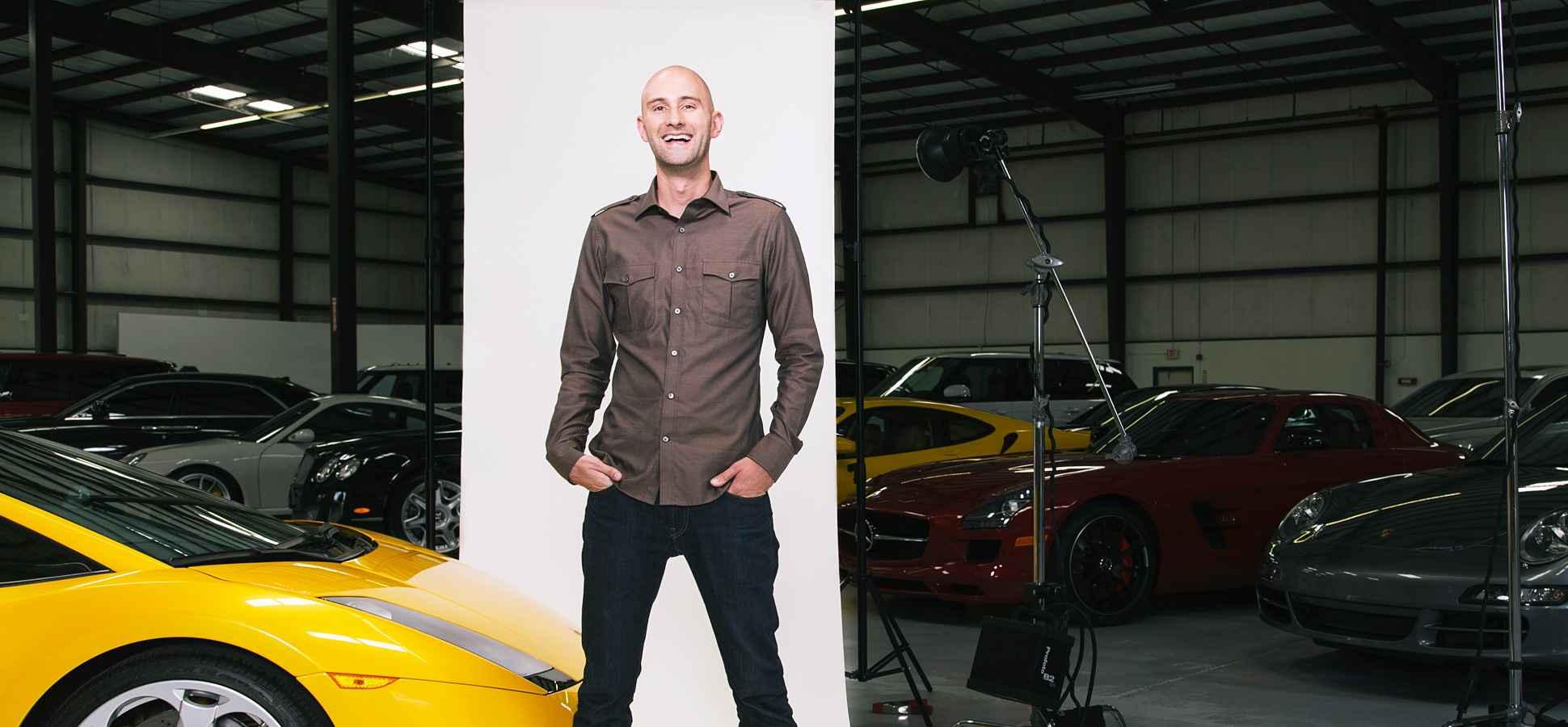 Celebrity Auto Group >> Matching Stars To Their Dream Cars Inc Com