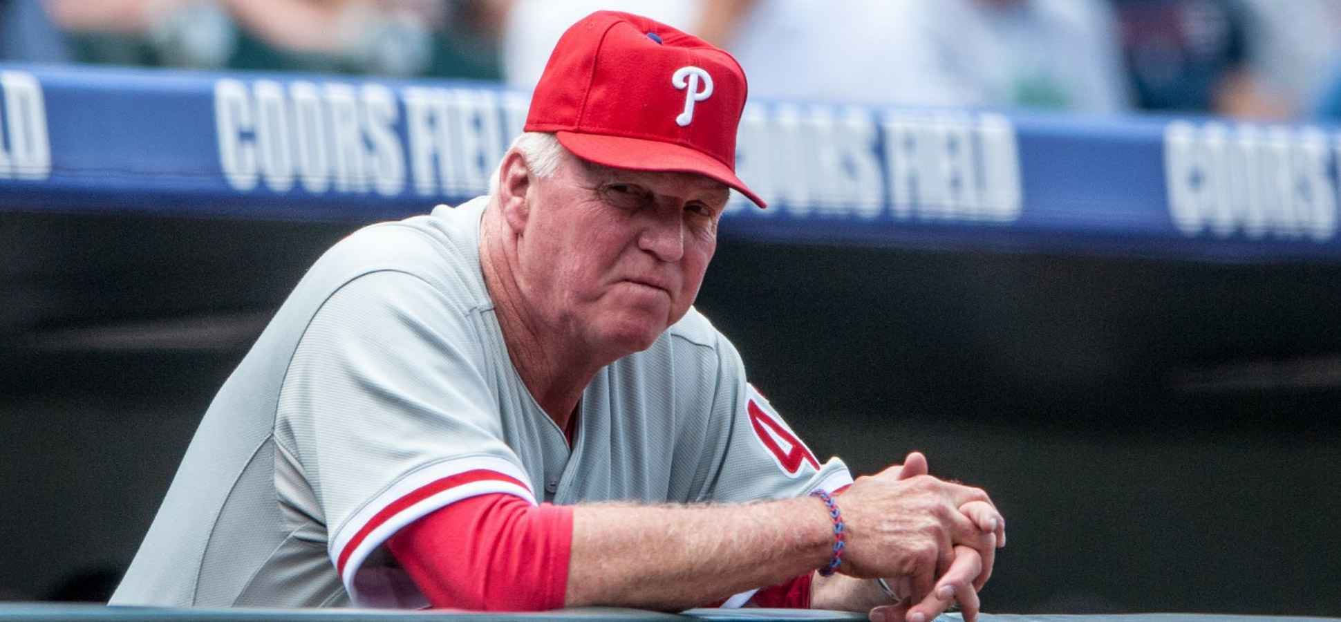 Standout Leadership Technique From Phillies Coach Charlie Manuel
