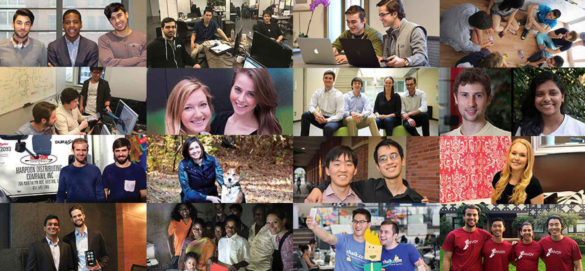 The Coolest College Startups of 2015