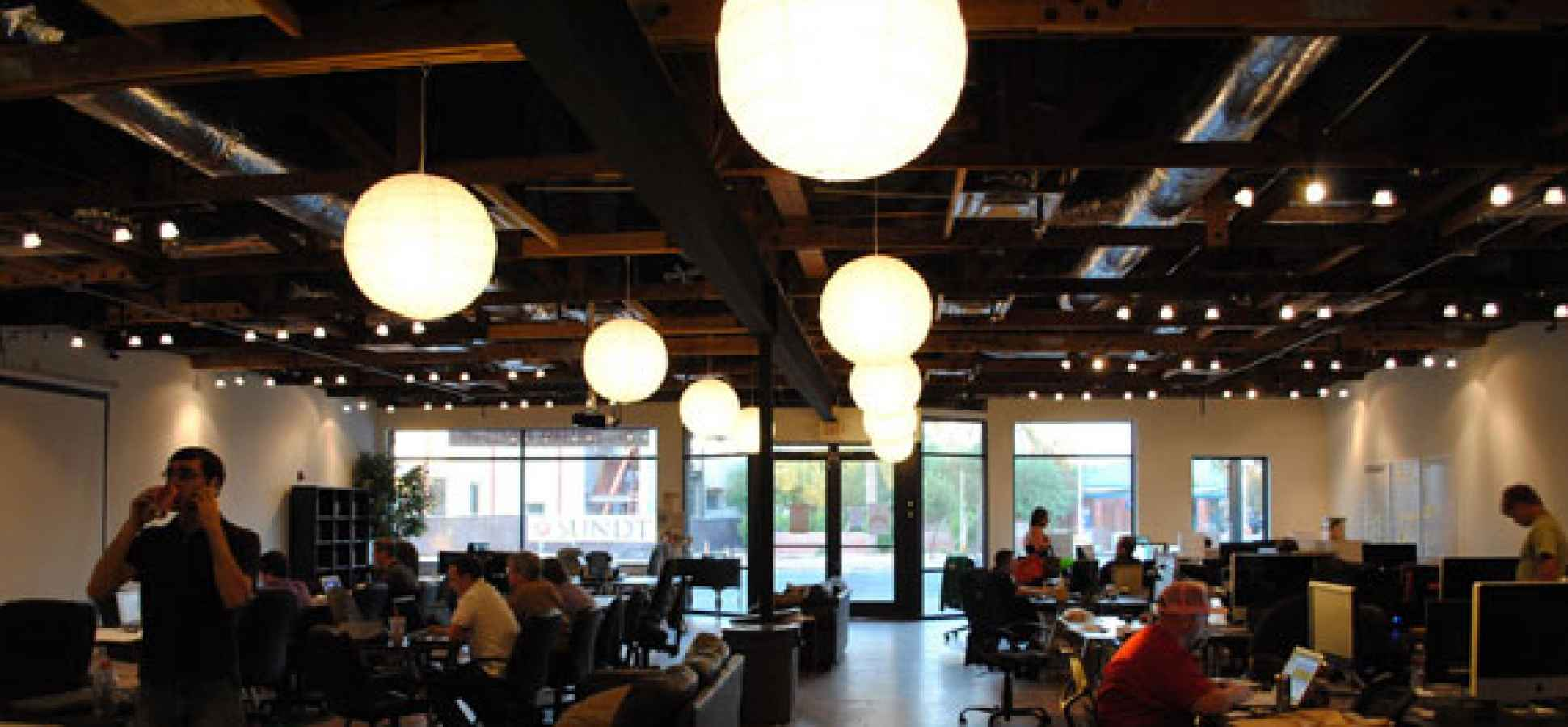 Why Co-working Spaces Help Businesses Succeed