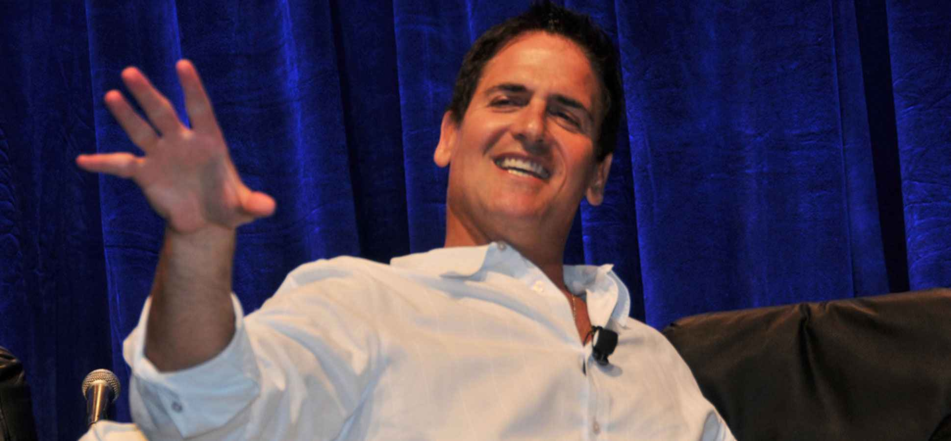 How a 26-Year-Old Founder Landed Mark Cuban's Money