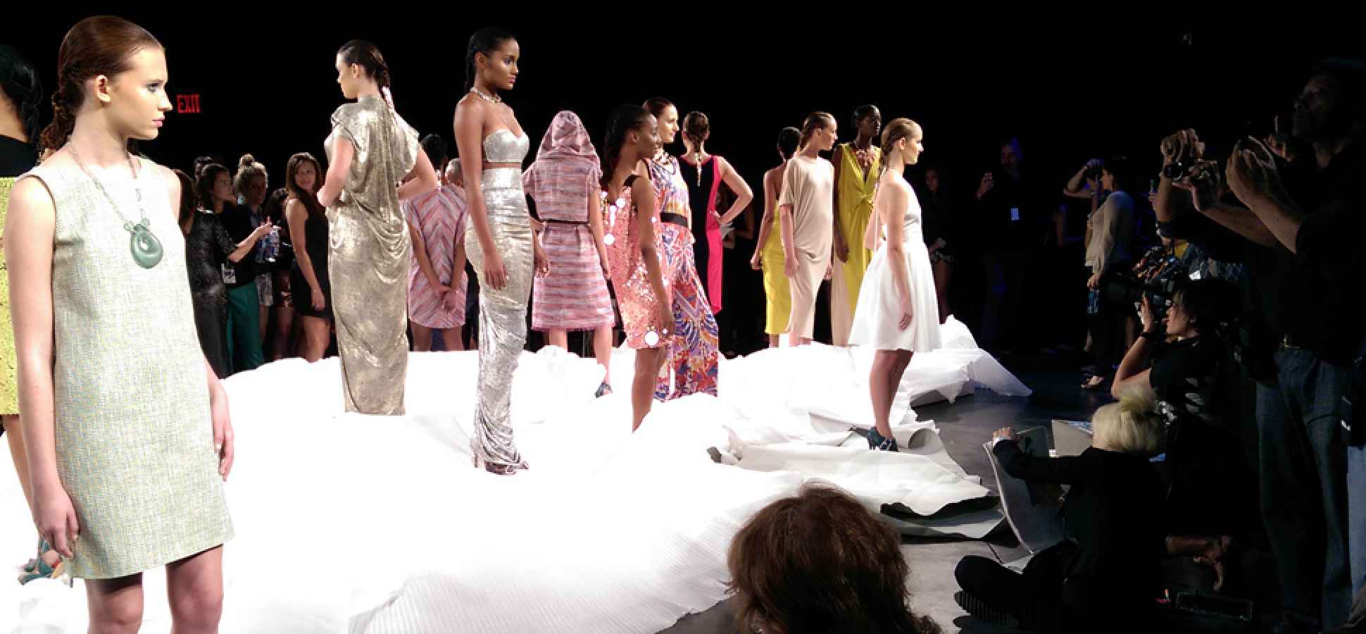 How to Deliver a Runway Caliber Presentation (Advice From a Fashion Stalwart)