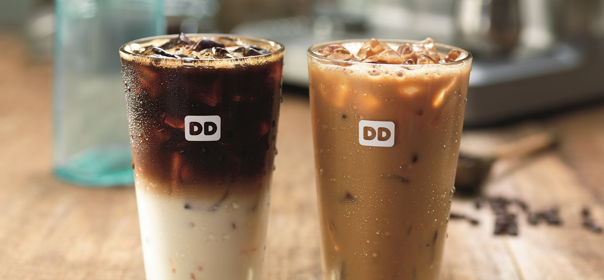 6100cd1235d Dunkin' Donuts Has a Stunningly Simple New Trick So You'll Get Your Coffee  Faster