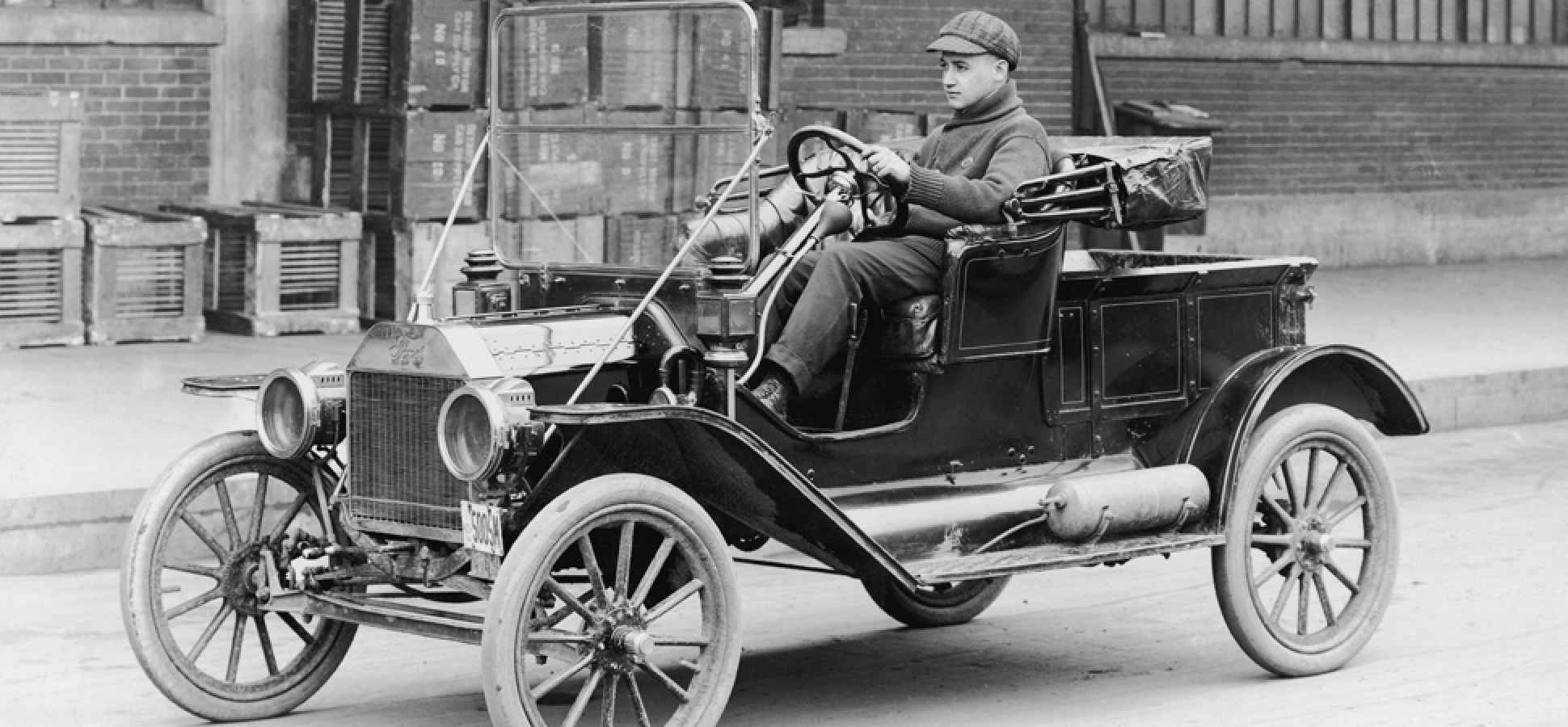 The Model T: The Unexpected Lessons Behind One of History's Biggest Design Marvels