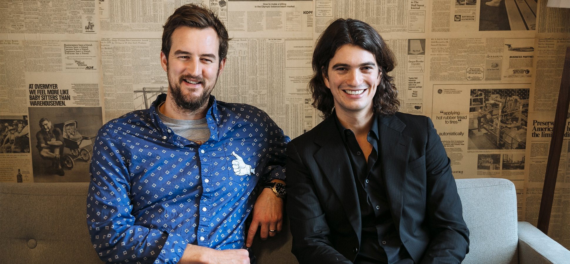 Investors Are Betting Billions That WeWork Isn't Just a Real Estate Company. Here's Why