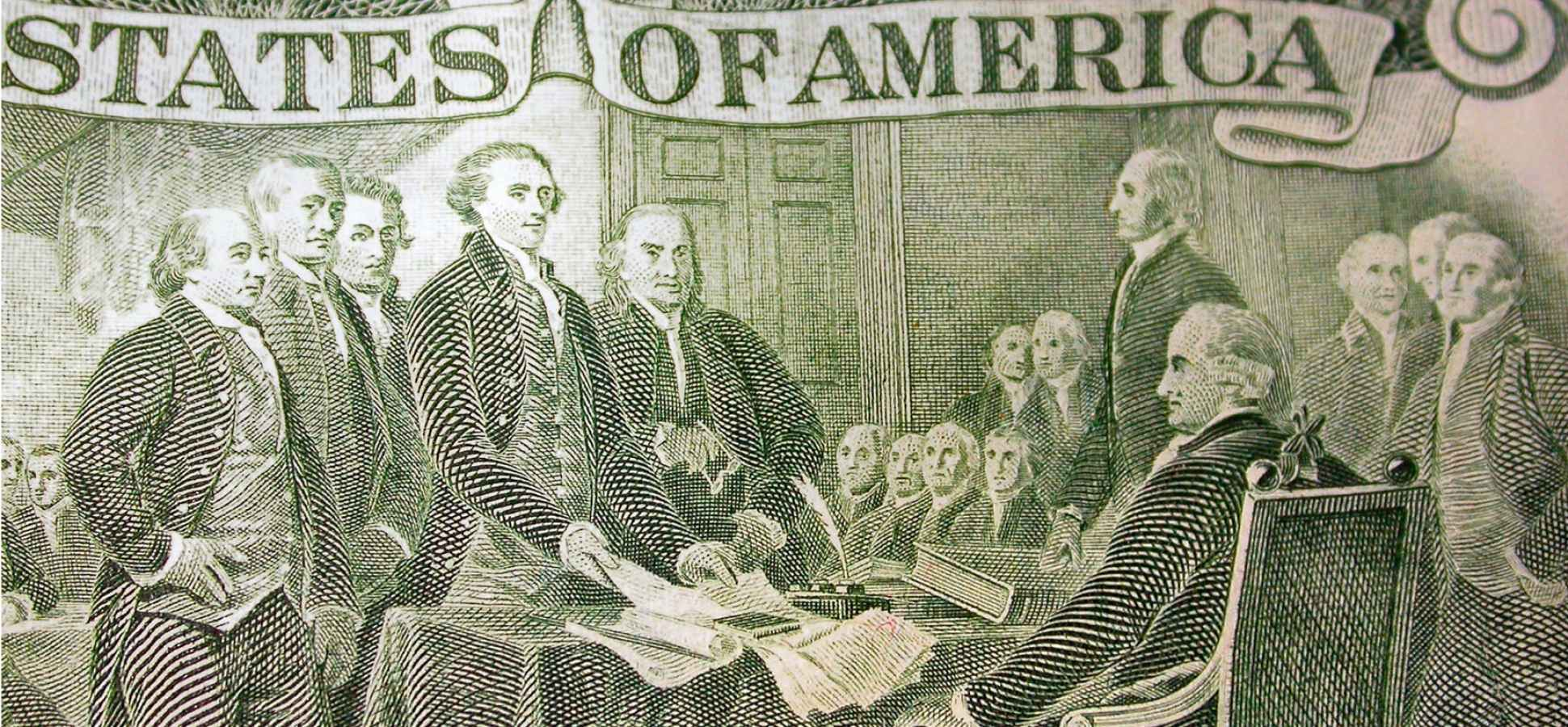 The Founding Fathers Were (Mostly) Entrepreneurs