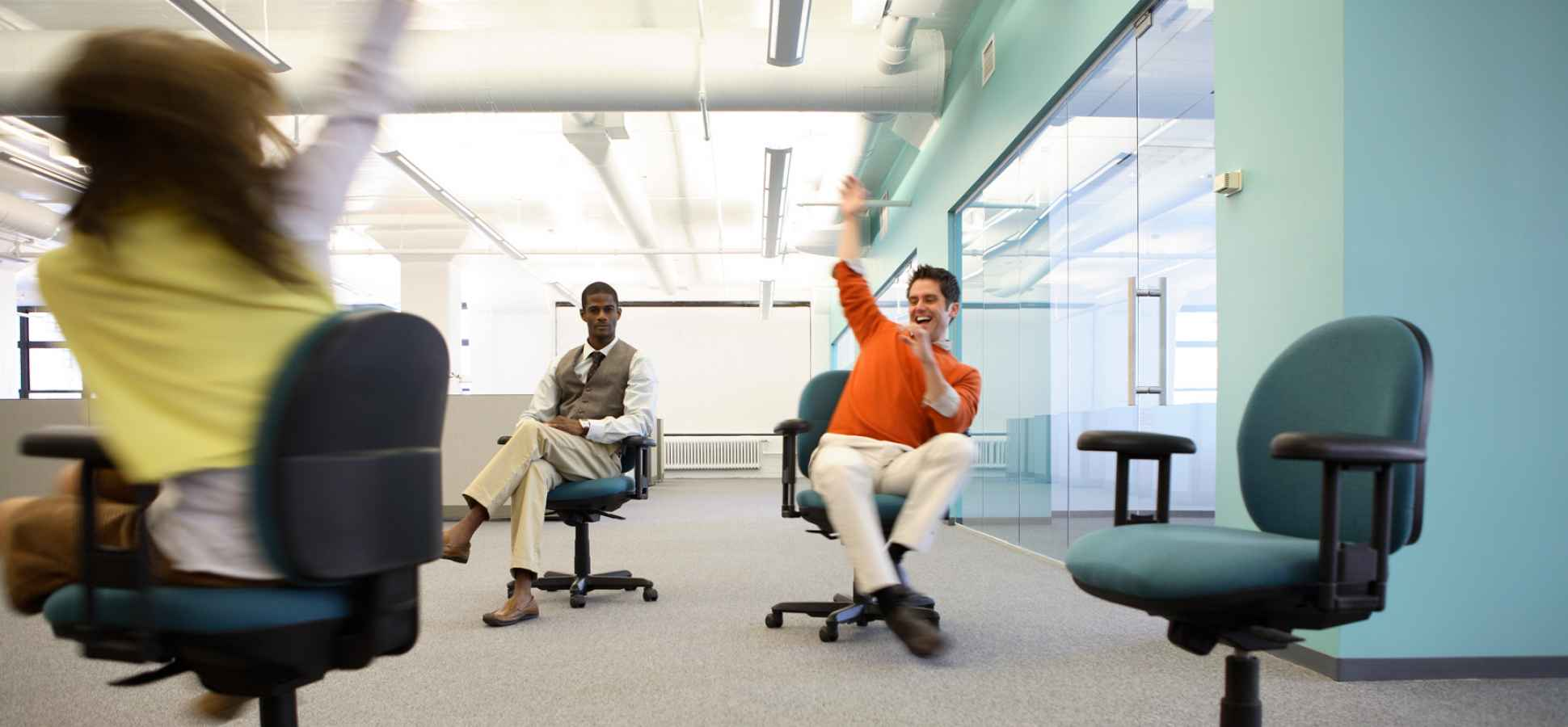 Make Your Office a Fun Place to Work