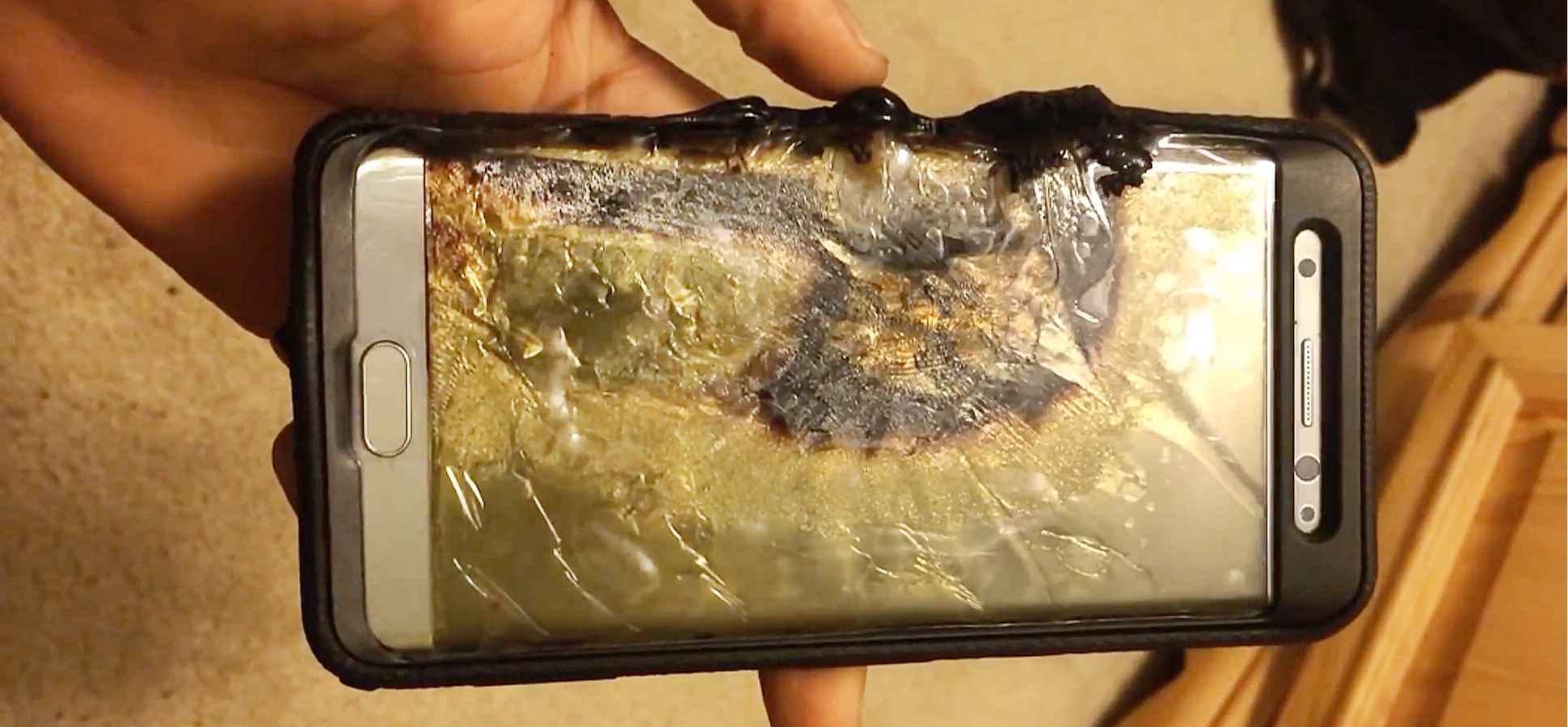 Why Samsung's Galaxy Note 7 Battery Problem Is Deeply Troubling
