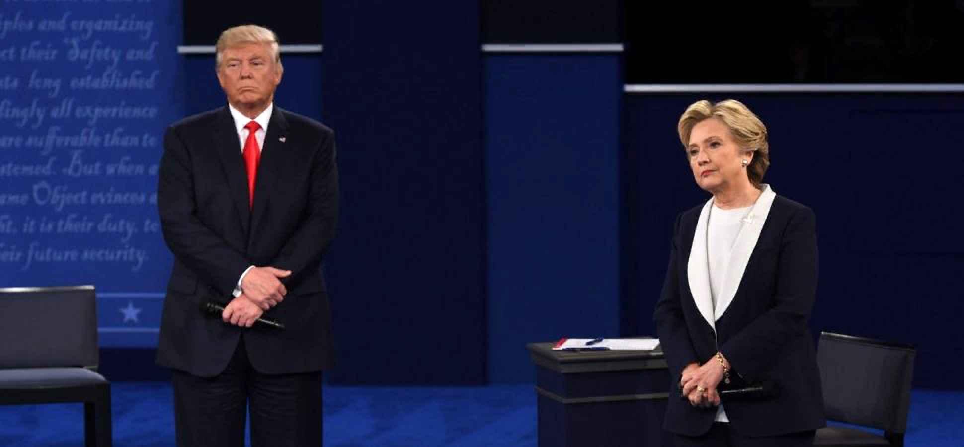 The 5 Biggest Body Language Fails of the Presidential Debate (and 1 Brilliant Subconscious Cue)