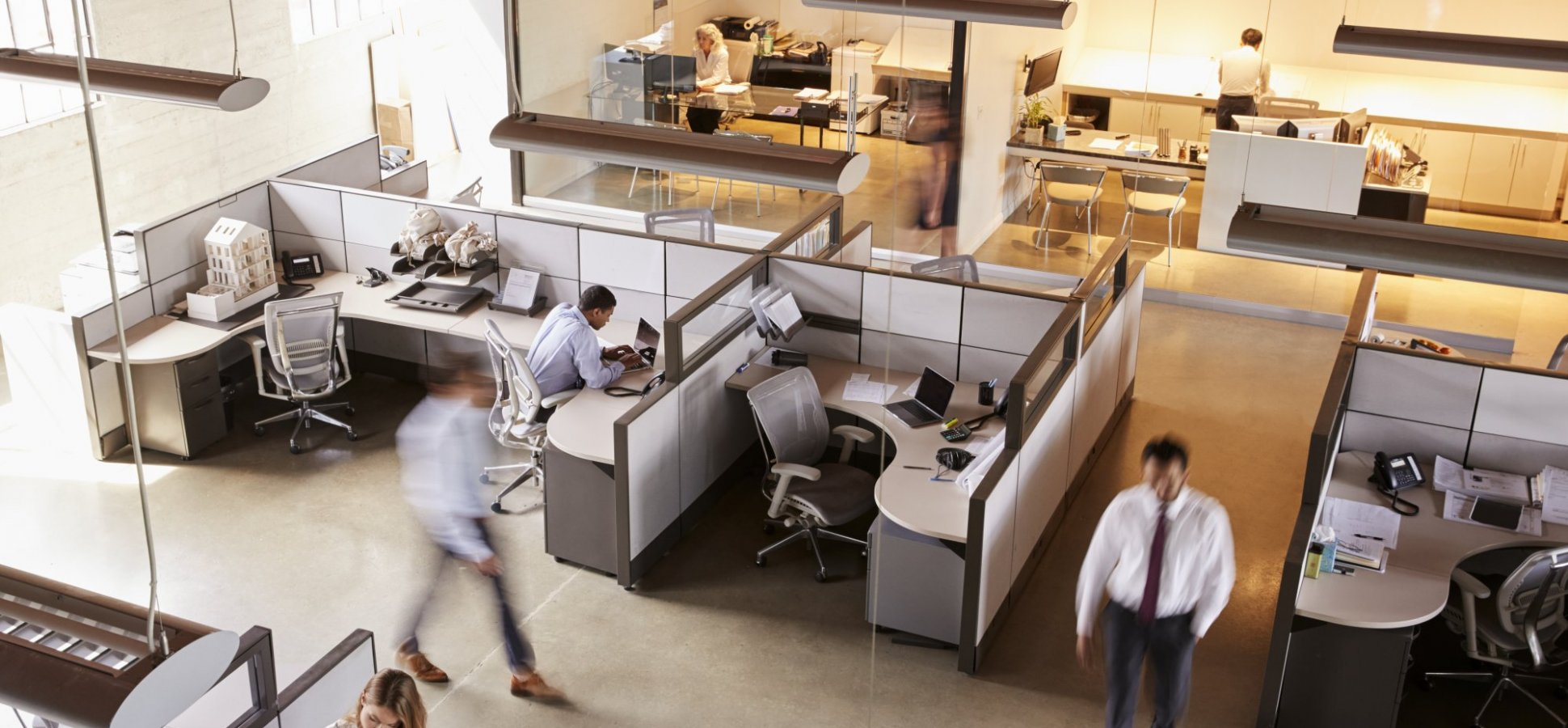 Here's How Your Office Design Affects Your Job Satisfaction