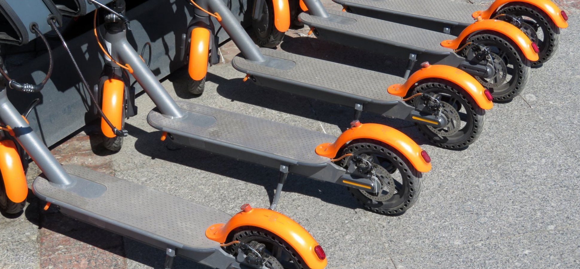 1f11af3e9b1 Scooters, Bikes or Ridesharing? I Tested All 3, and Here's What I Learned