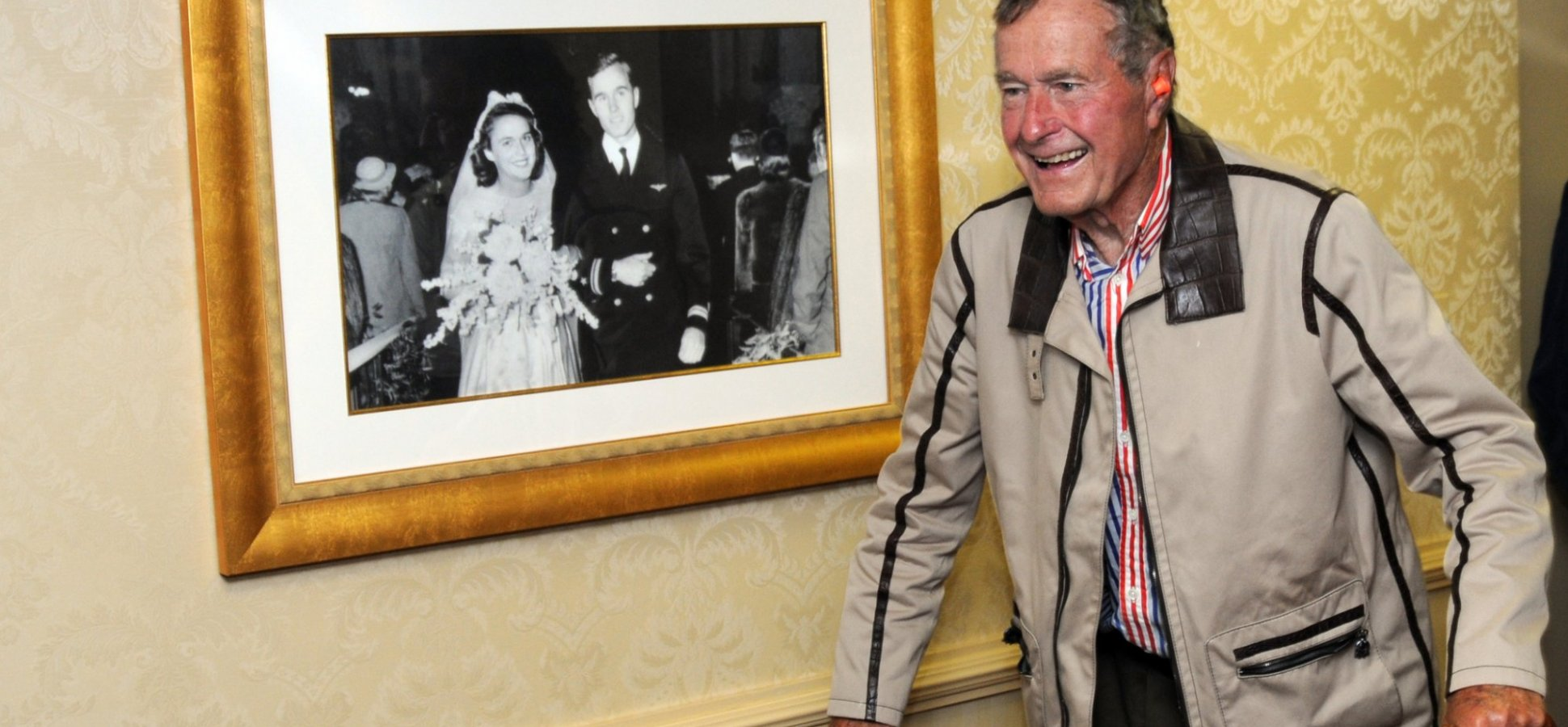 You Won't Believe What President George H.W. Bush's Nickname Was During World War II. Here's the Story