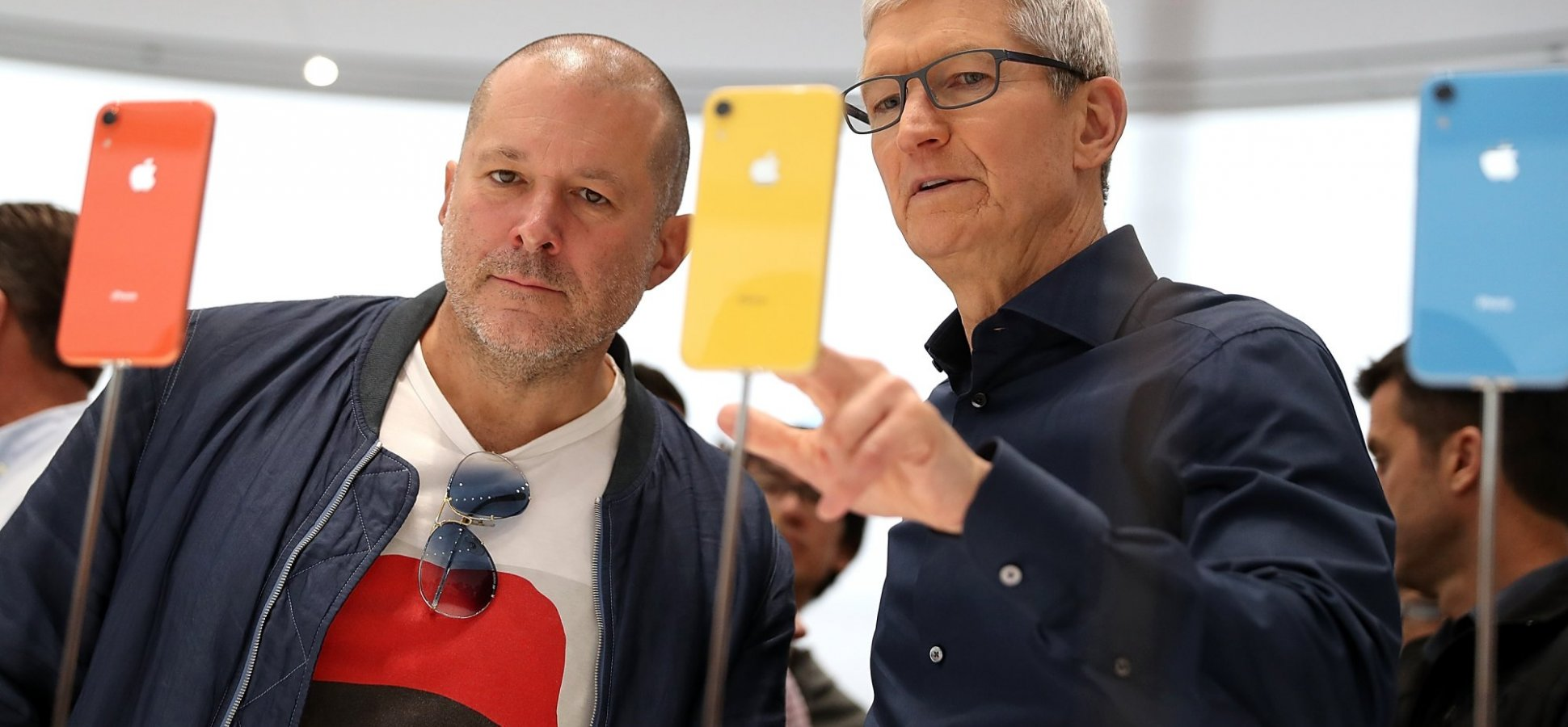 The Counterintuitive Case That Jony Ive's Apple Was Actually Good for the Planet