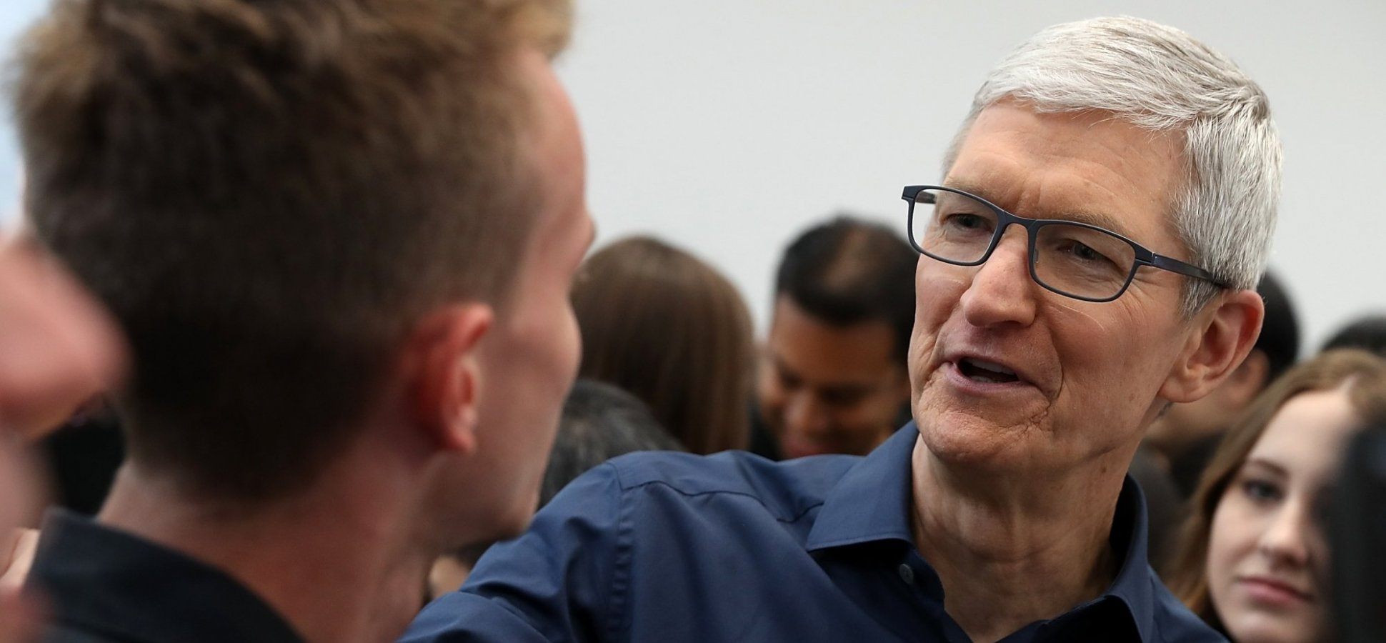 Apple Just Announced It's Responsible for 2.4 Million US Jobs. That's Not Even the Most Important Part