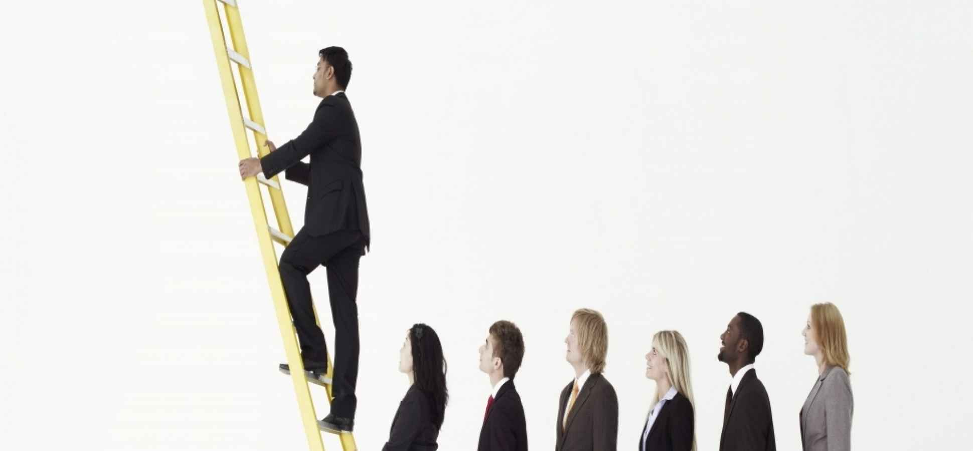 simple hacks to climbing the corporate ladder com